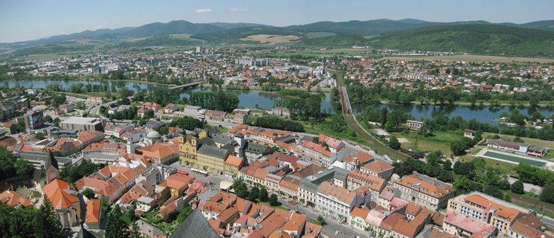 Na panorámu akého mesta sa pozeráte?