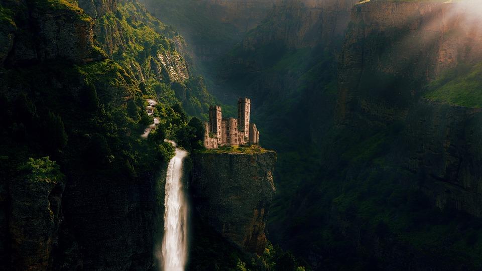 Najvyšší vodopád nájdeme vo Vysokých Tatrách s výškou až 90 metrov. Je to:
