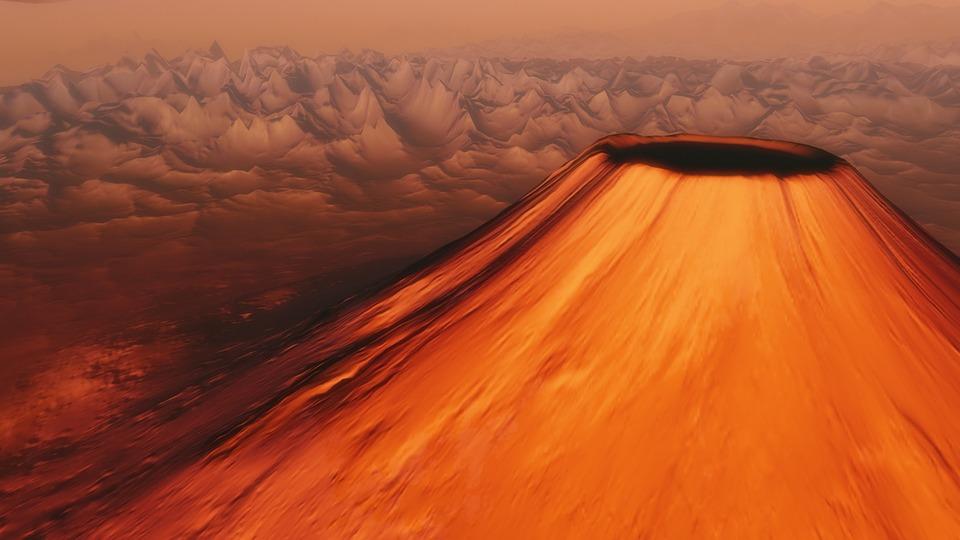 Aká je najväčšia vyhasnutá sopka na Slovensku?