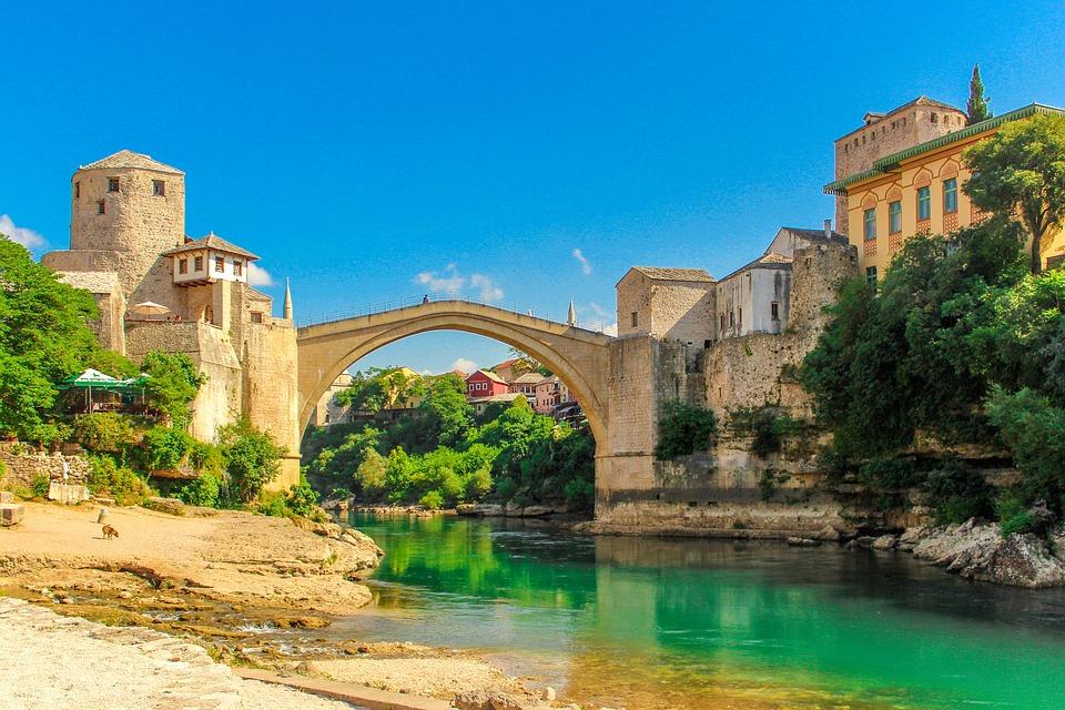 V Bosne a Hercegovine sa platí menou: