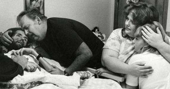 Šokovala a premenila celý svet. Príbeh fotky, ktorá zmenila nazeranie na infekčnú chorobu AIDS