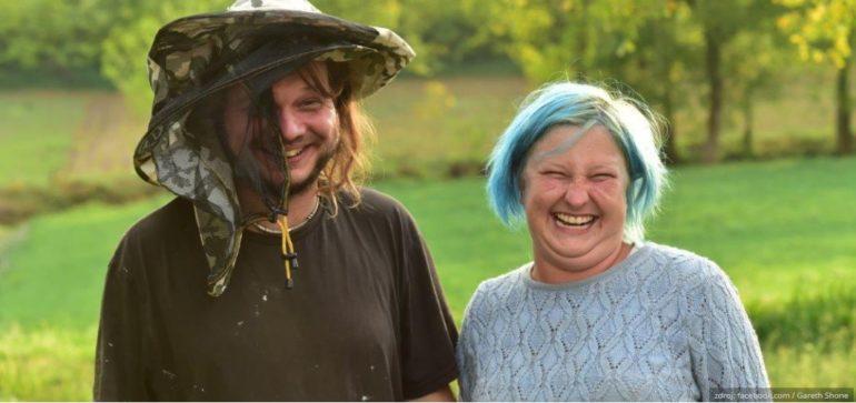 3d3e848bab06 Britský pár sa vzdal svojho komfortu. Teraz žijú v Maďarsku zo 6 € na deň a  tvrdia