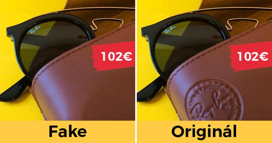 119b7069a Slnečné okuliare: Najčastejšie znaky, ktorými rozoznáte fake od originálov