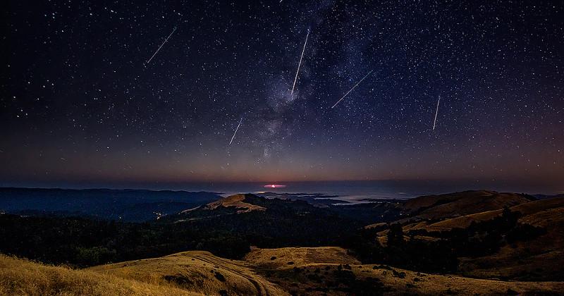 Prichádza posledné vesmírne divadlo roka. Už dnes oblohu rozžiaria Geminidy, prinesú až 130 meteorov za hodinu