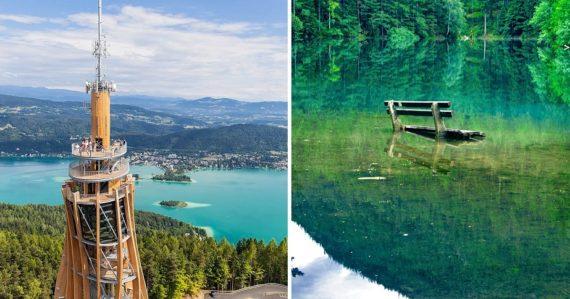 Les meniaci sa na jazero či rakúsky Karibik: 10 jedinečných miest v Rakúsku, ktoré by ste mali rozhodne navštíviť
