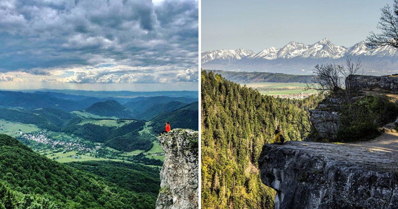 aadb0aee5 Najkrajšie výhľady na Slovensku. Nájdete ich na týchto miestach