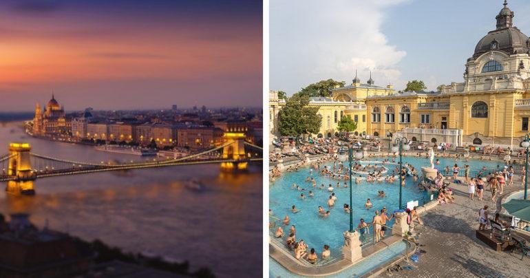 96cd791e4eb53 Sú tu najväčšie kúpele v Európe. 10 jedinečných miest, ktoré by ste mali v  Budapešti navštíviť