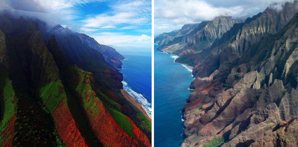 e310751c7 Havajský ostrov Kauai je hotovým rajom na Zemi. Prírodné skvosty tu skôr  pripomínajú filmové kulisy, ako realitu