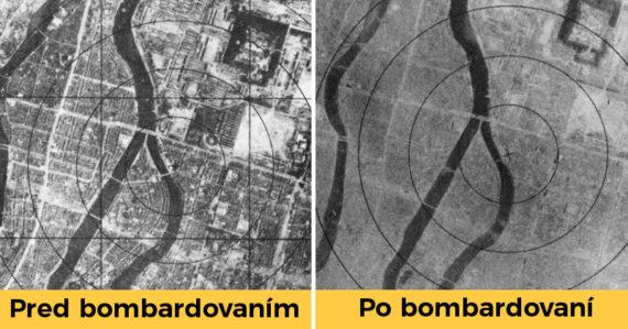Je 8:15 a na Hirošimu padá atómová bomba Little Boy. Toto sa dialo v momente výbuchu