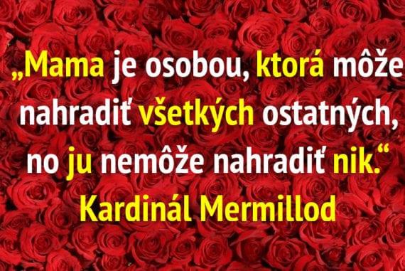 688999aa9 10 najkrajších citátov o mamách - najdôležitejších ženách v našich životoch    interez.sk