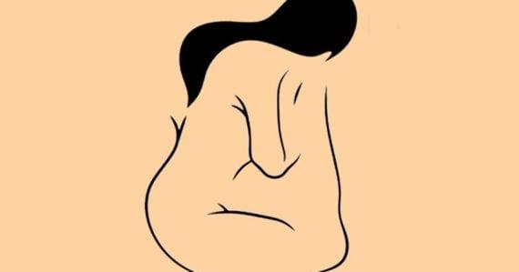 6c538ad6e TEST: Vidíte na tomto obrázku tvár muža alebo schúlenú ženu? Prečítajte si,  čo to prezrádza o vašej osobnosti