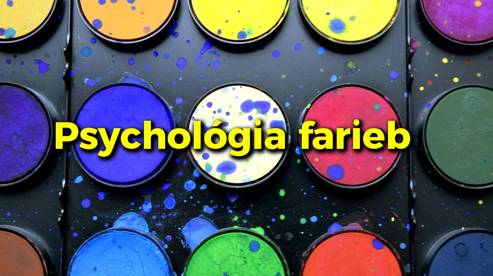 ebcc651ef5 Farby nás ovplyvňujú bizarným spôsobom. Viete