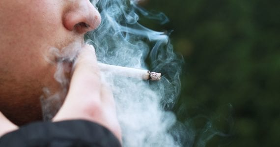 Fajčenie ceny