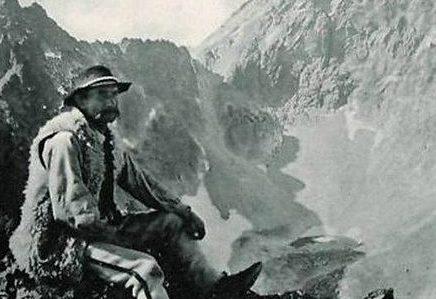 Bača vo Vysokých Tatrách
