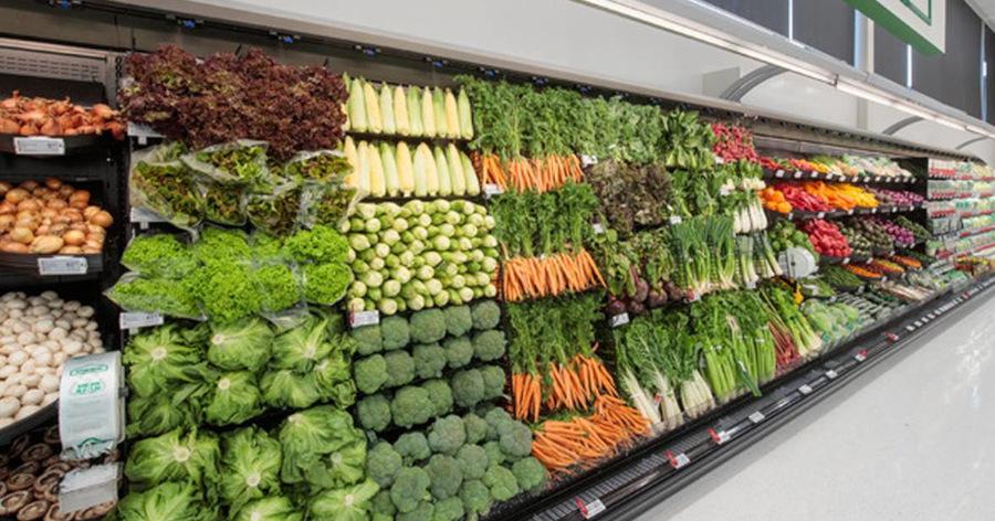 Bezobalová zelenina