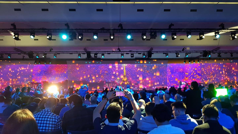 Konferecnia Huawei
