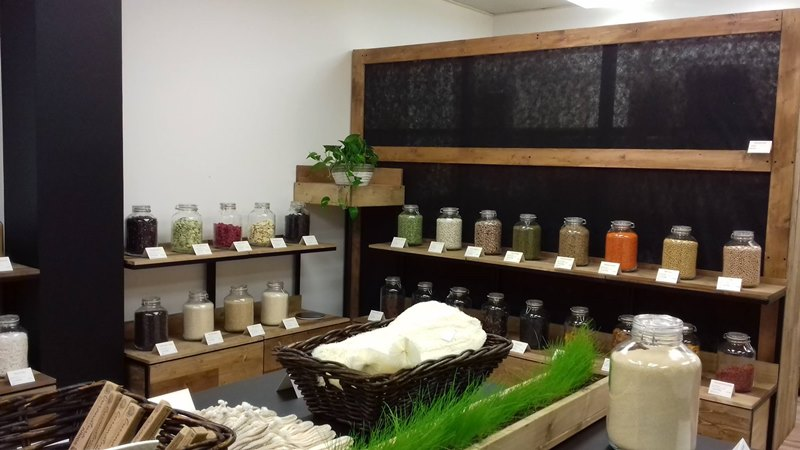 Prvý bezobalový obchod v Trnave