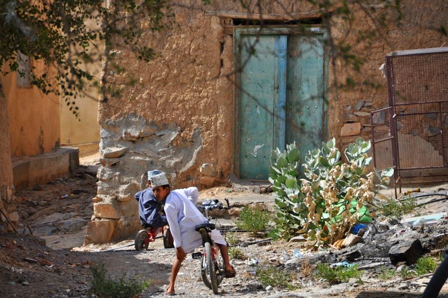 Hamra - staré mesto