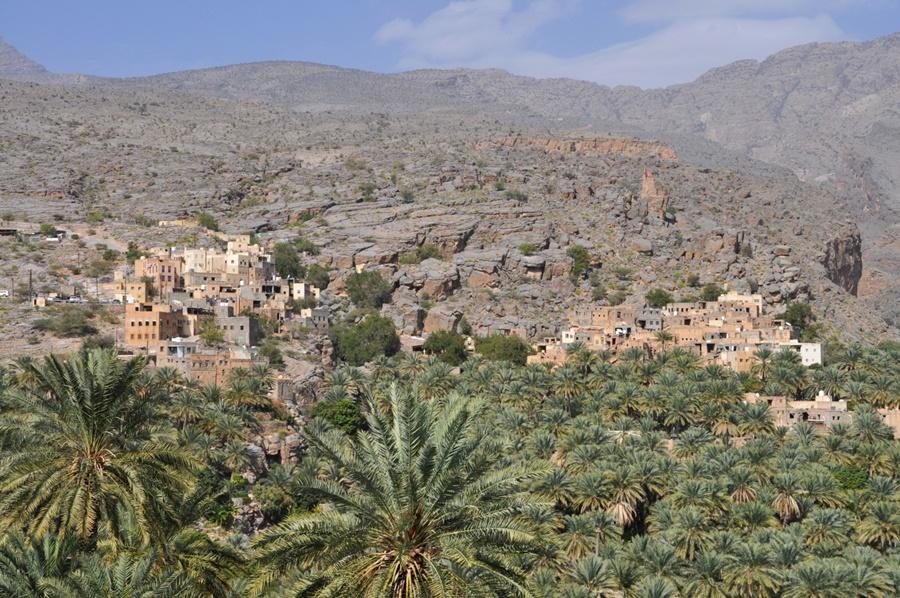 Misfat - dedinka uprostred hôr