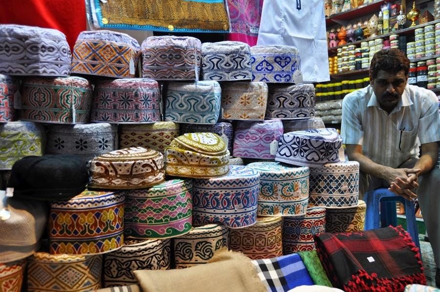 Trhovisko v meste Mutrah