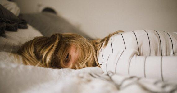Ležanie v posteli