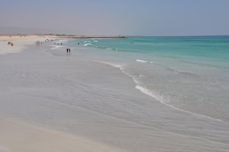Dokonalé pláže v Ománe