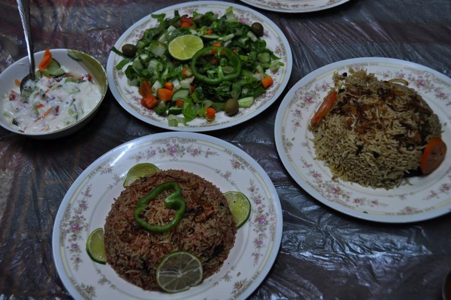 Skvelé ománske jedlá