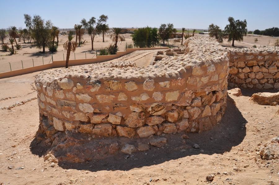 Ubar - ruiny stratenej púštnej Atlantídy