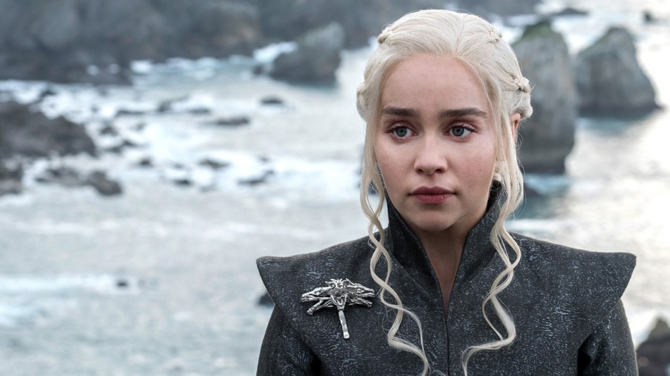 Emilia Clarke v seriály Game of Thrones