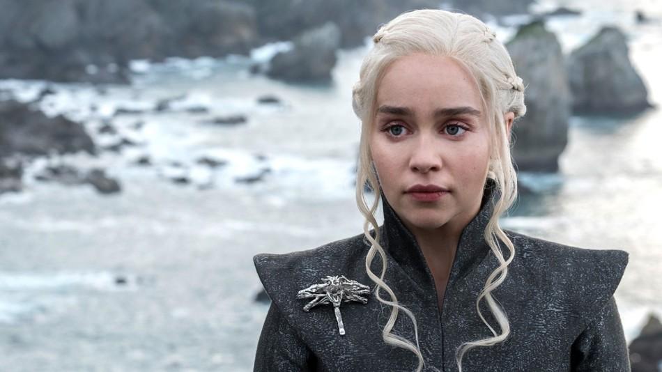 Emilia Clarke v seriály Game of Thrones