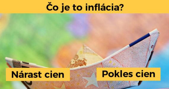 Čo je to inflácia?