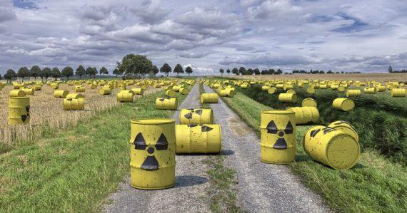 Jadrový odpad