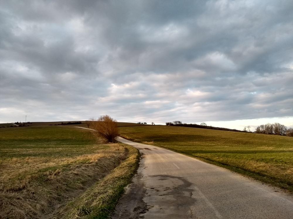 Cestou do osady Štefanová