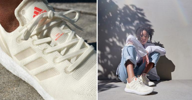 100% recyklovateľné tenisky Adidas FUTURECRAFT.LOOP