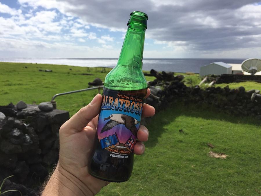 Najizolovanejšie pivo sveta?
