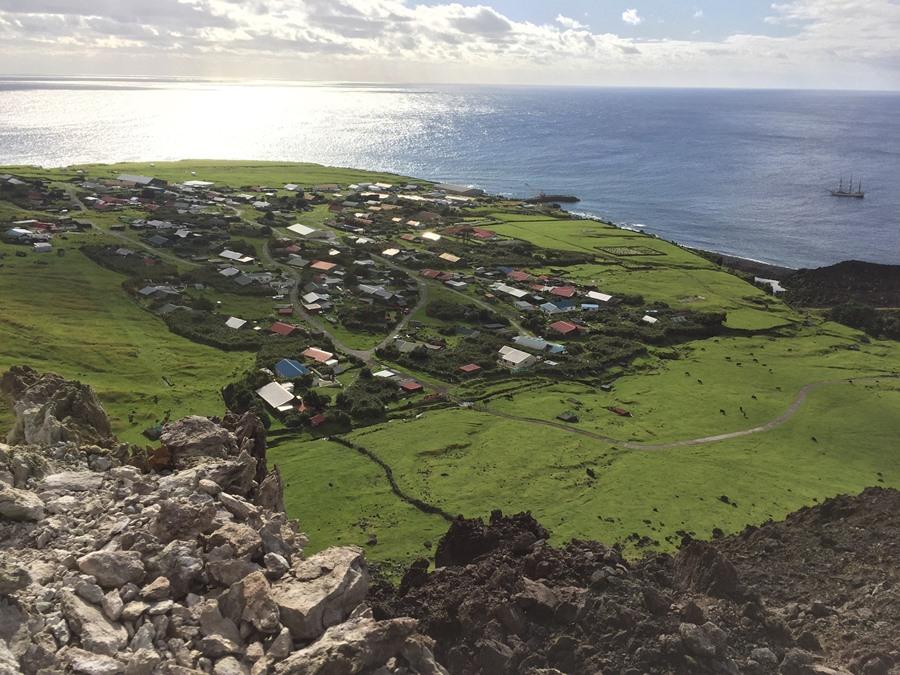 Najizolovanejší ostrov sveta - Tristan da Cunha