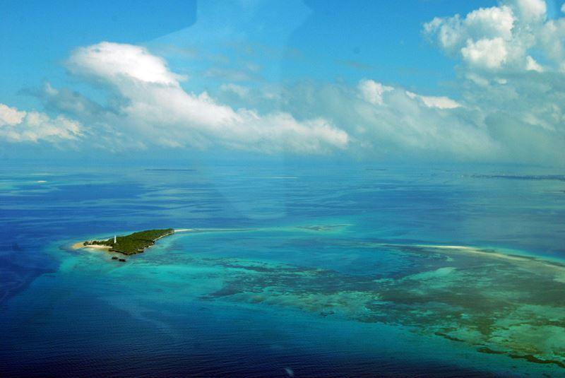 Ostrov Chumbe, Tanzánia