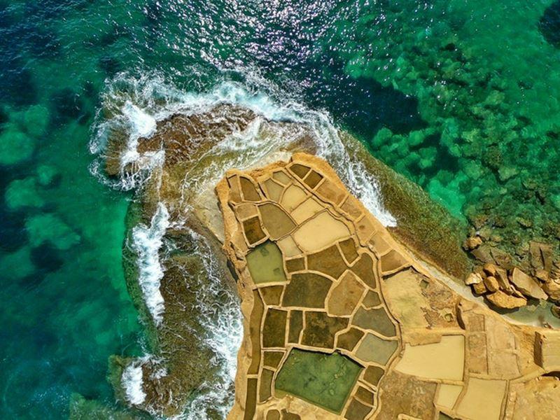 Ostrov Gozo, Malta