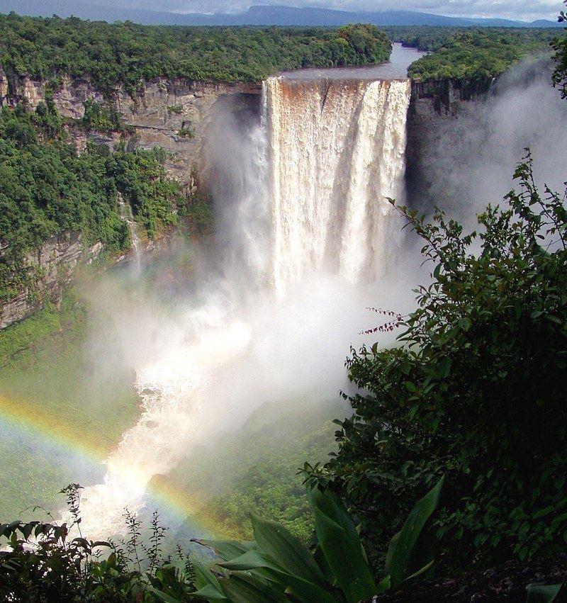Kaieteur vodopády
