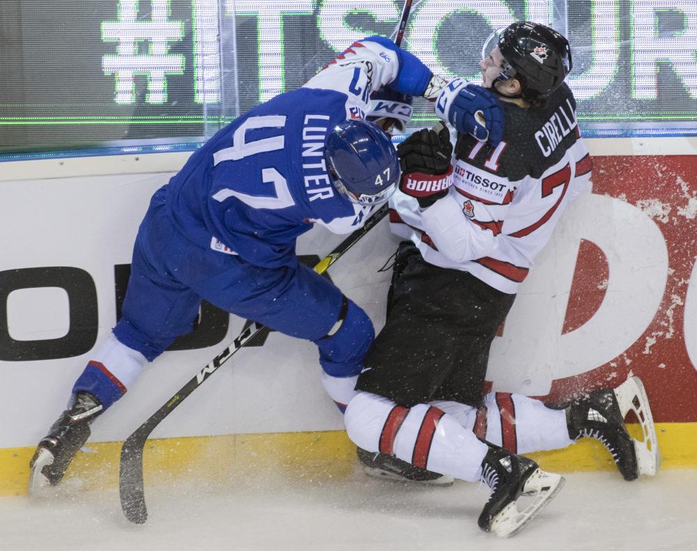 Zápas Slovenska s Kanadou bol neskutočne tvrdý