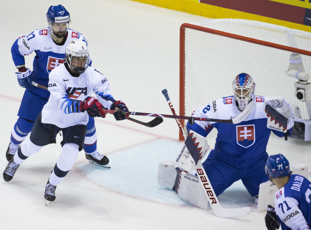 MS 2019: Slovensko - USA