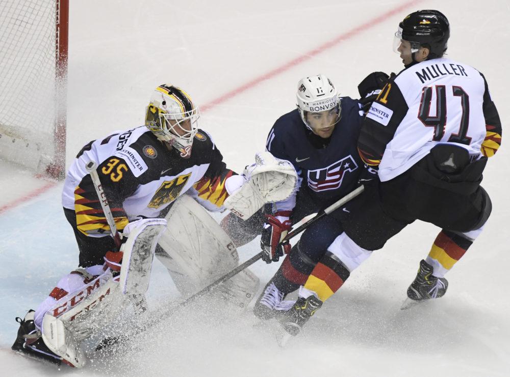 Šanca USA v zápase proti Nemecku