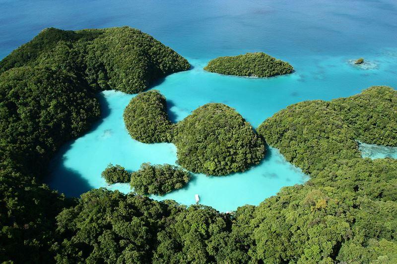 Súostrovie Palau