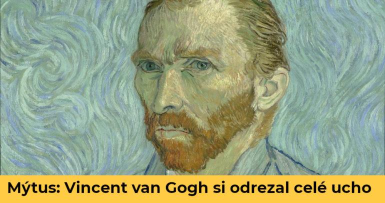 Vincent van gogh mýtus