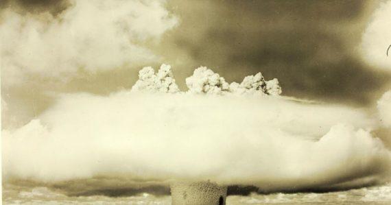 Test atómovej bomby
