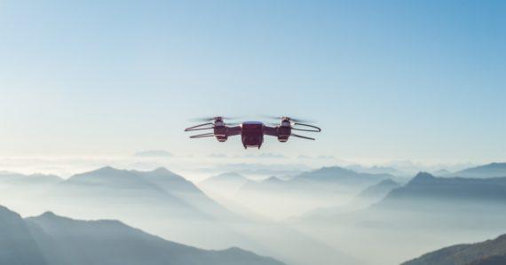 Drony dostanú ŠPŽ