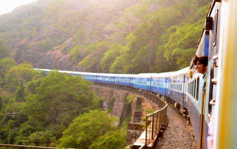 Cesta vlakom