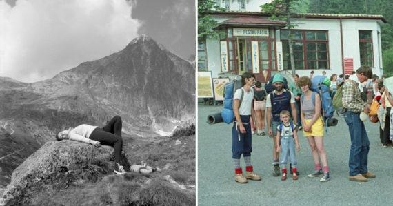 Vzácne fotografie Tatier za socializmu: Vrcholy sa zdolávali v teniskách, hostili aj Majstrovstvá sveta