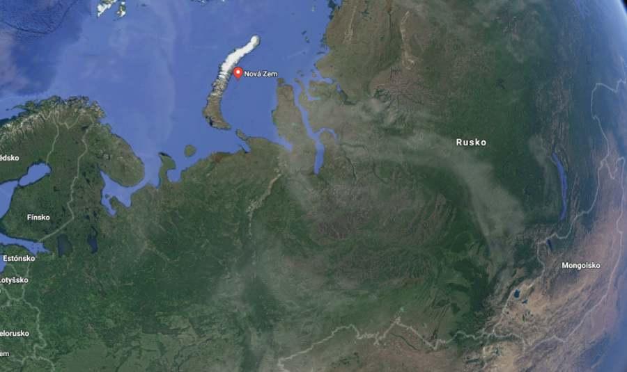 Fotogaleria Bude Sa Preklesľovat Mapa Sveta Ruski Vyskumnici