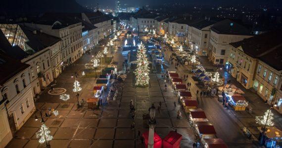 Zabudnite na jednorazové plasty. V týchto slovenských mestách budú vianočné trhy ekologické
